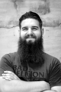 Marcus Hansen is the facilities manager of Wick Studios in Brunswick, Victoria
